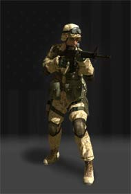 DeadlyExorcist - USMC